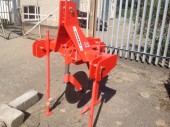 New Browns moleplough