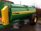New Conor 1000 muck spreader
