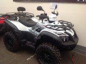 New TGB Blade 550 SE 4wd quad bike