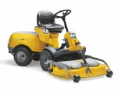 Stiga Park 740 PWX with 100cm Electric Cutting Deck