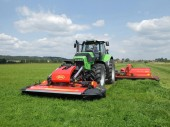 Mowers and Conditioners