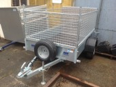 New M&E MEG7564WRM Trailer