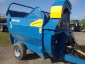 New KIDD 450 straw/silage chopper