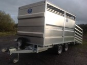 New JHC Stock Trailer 12′