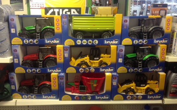 Bruder Toys Blakewell Services
