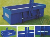 New Walter Watson Heavy Duty Tipping Transport Box