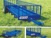 New Walter Watson Sheep / Youngstock Feeding Trailer