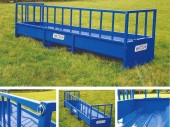 New Walter Watson Barrier Trough Feeder