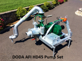 New DODA Umbilical Pumping Systems