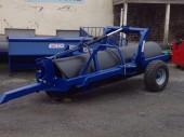 New Walter Watson End Tow Hydraulic Roller