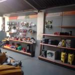 show room stock