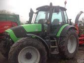 2012 Deutz Agrotron M625 P Tractor