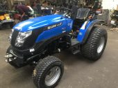 Solis 26 compact tractor