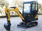 Diggers & Plant Machinery